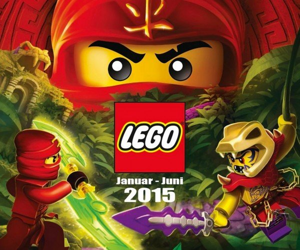 Tons of New LEGO Coming in 2015!