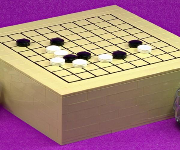 LEGO Go Board: Complex Simplicity