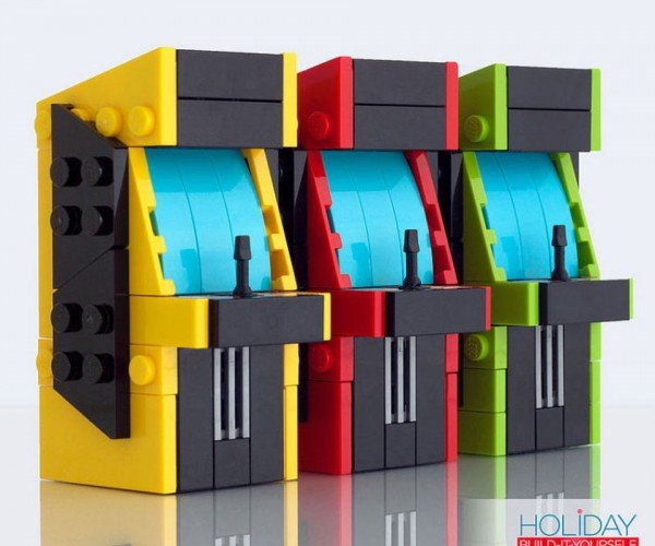 DIY LEGO Christmas Ornaments Geek up the Holidays