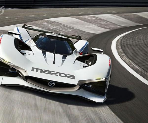 Mazda LM55 Vision Gran Turismo Hits Gran Turismo 6