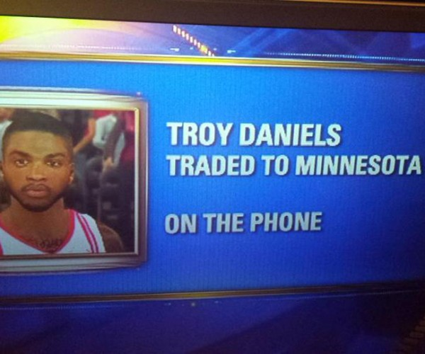 News Channel Uses NBA 2K14 Image Instead of Player's Actual Photo: If It's in the Game, It's…Good Enough?