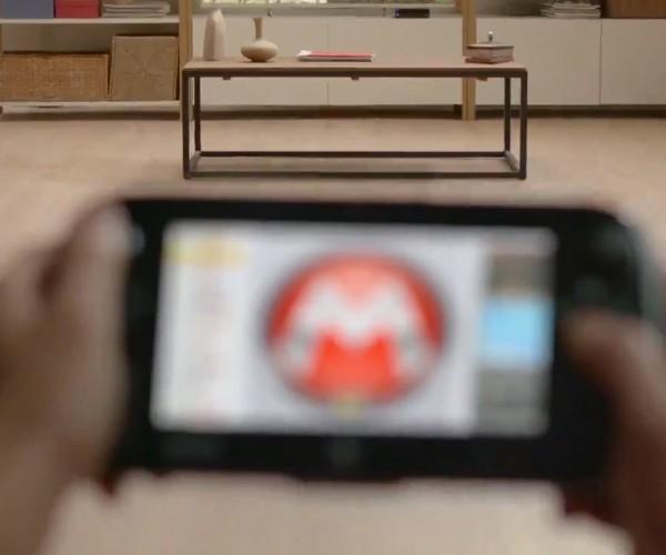 New Wii U GamePad Leaked in Mario Kart 8 Commercial? [Rumor]