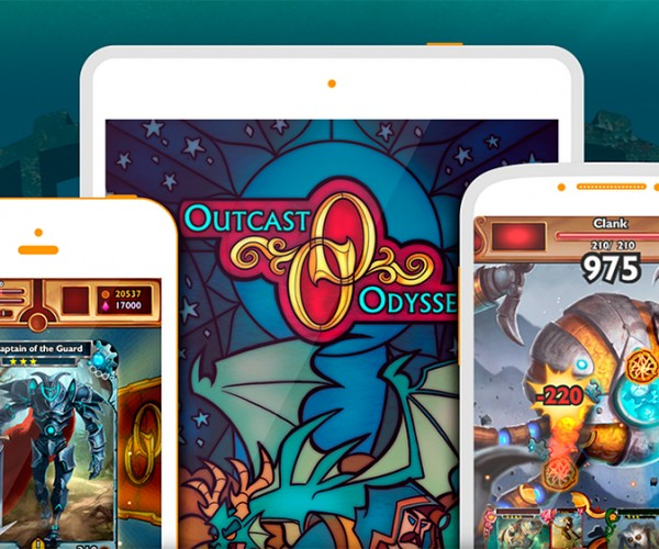 Outcast Odyssey Trading Card Game Art Contest: Level Up Your Exposure