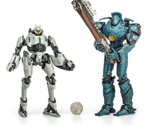 Pacific Rim 7-inch Action Figures Whoop Butt with a Boat