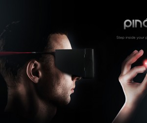 Pinć Phone VR Headset Comes with Motion Sensing Rings: Don't VR & Drive
