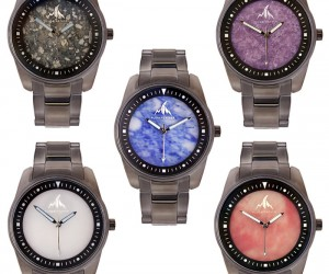 Plug & Feather: Stone Face Watches at a Reasonable Price