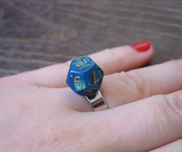 Polyhedral Dice Jewelry & Accessories: Roll for Derivative