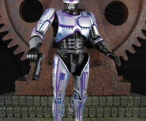 RoboCop x Terminator Custom Action Figure: I'll Be Back… To Buy That for a Dollar