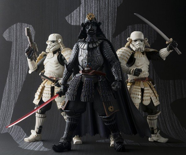 Samurai Darth Vader & Stormtrooper: The Shogun Strikes Back