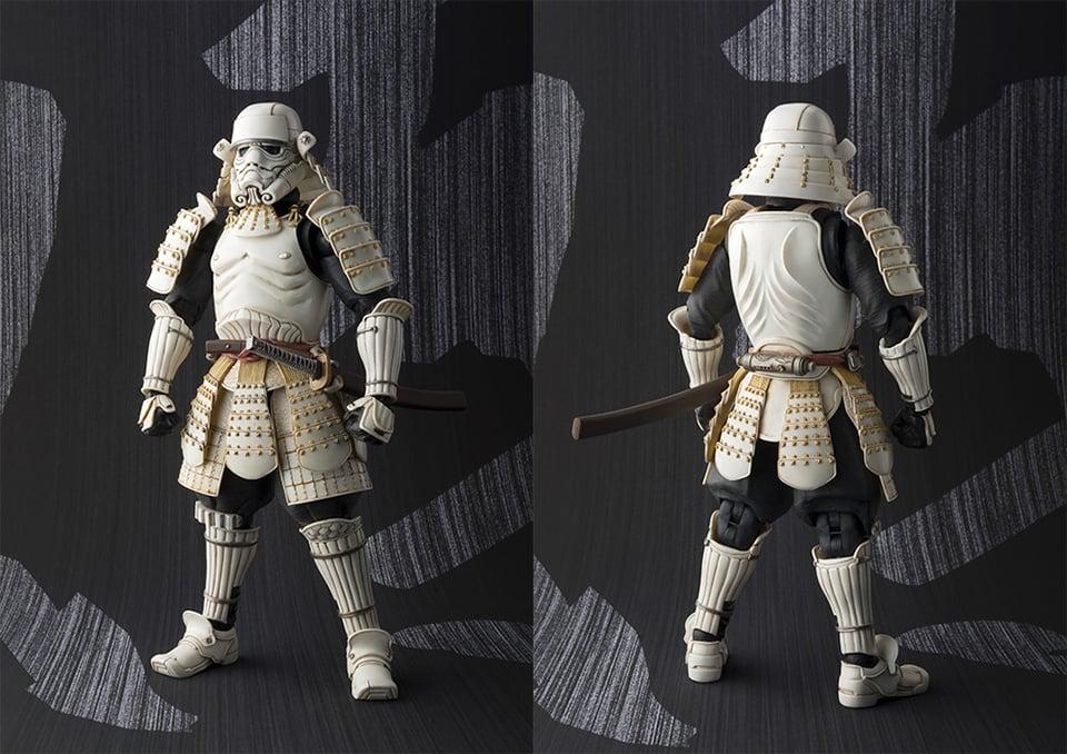 Samurai Darth Vader  U0026 Stormtrooper  The Shogun Strikes