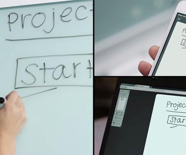 Smart Kapp Screencasting Whiteboard: You Get a Note! You Get a Note! Everybody Gets a Note!