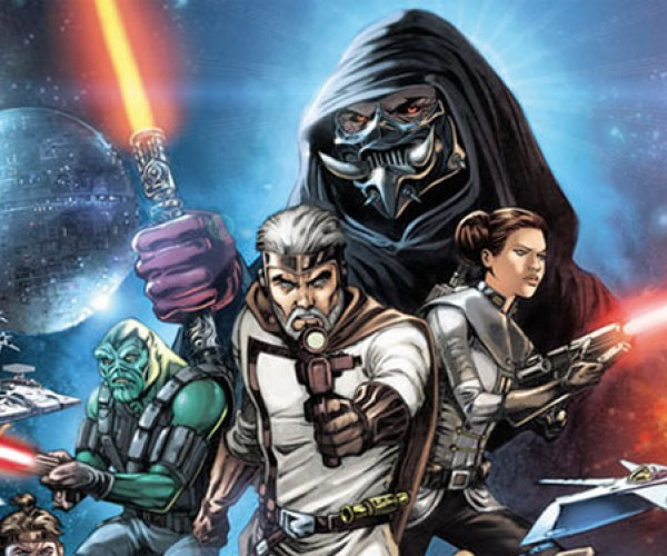 Dark Horse Offers Every Star Wars Comic for $300