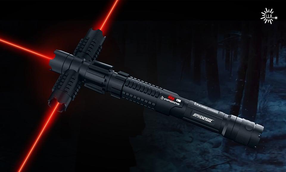 wicked lasers star wars crossguard laser concept the. Black Bedroom Furniture Sets. Home Design Ideas