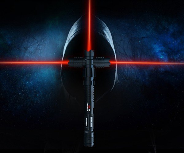 Wicked Lasers Star Wars Crossguard Laser Concept: The Insanity Awakens