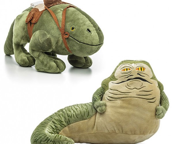 Star Wars Stuffed Animals Keep You Warm at Night