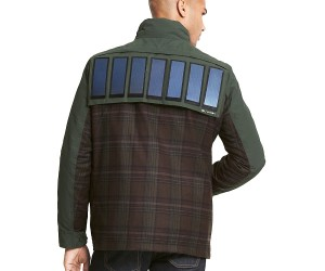 Tommy Hilfiger's Solar Charging Jackets Are Hideous Yet Practical