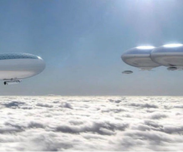 NASA Wants to Send People to Venus on Space Zeppelins