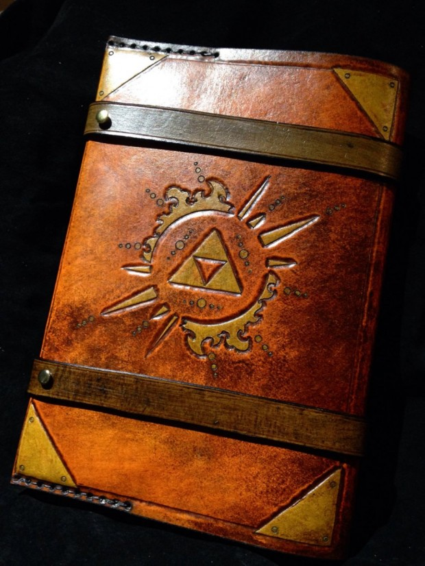 zelda journal cover1