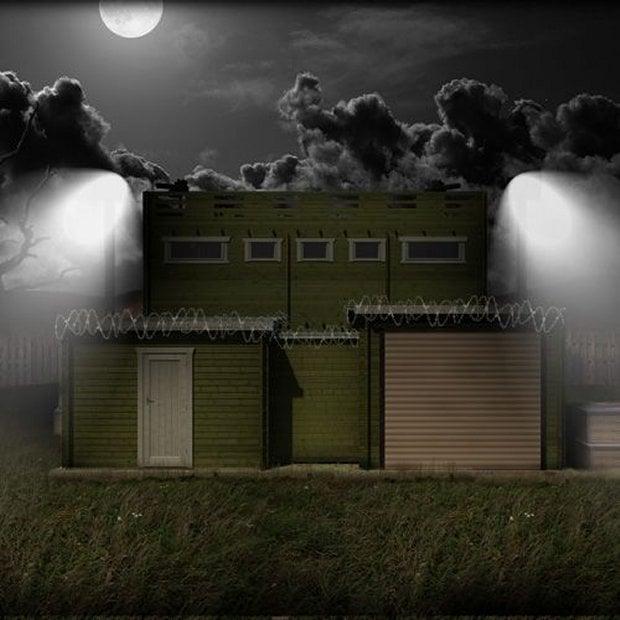 zombie cabin1