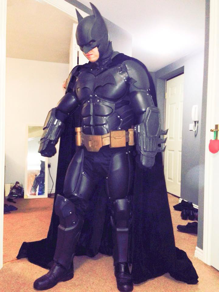 3d Printer Costume 3d Printed Batman Costume