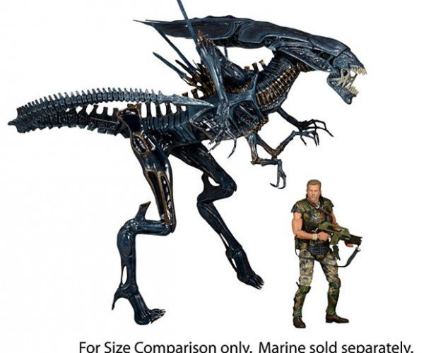 Aliens Xenomorph Queen Action Figure: Game Over, Man!
