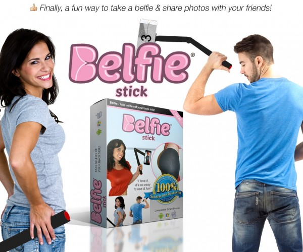 The Belfie Is a Sign That The Apocalypse is Nigh
