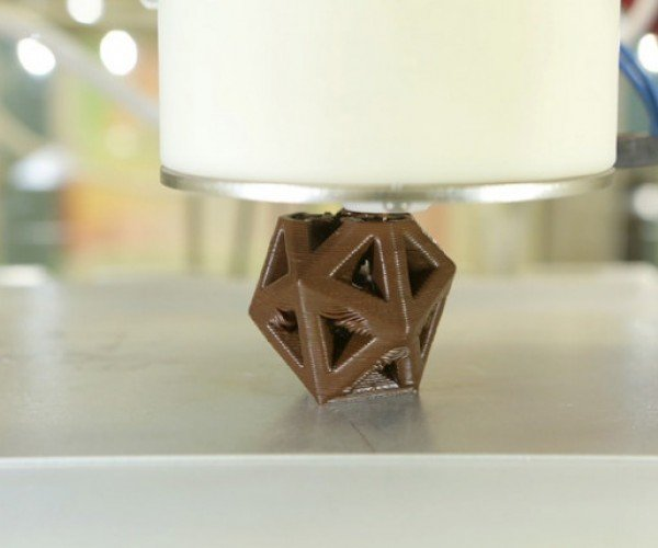 At Last: Hershey Has a 3D Chocolate Printer