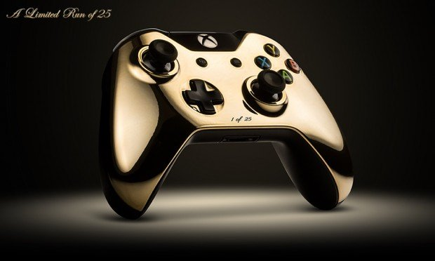 colorware_24k_gold_plated_xbox_one_controller_1
