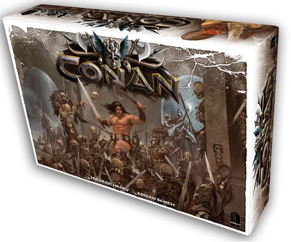The Conan Board Game Destroyed Its Kickstarter Goal