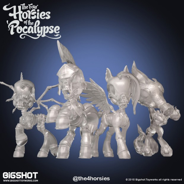 four_horsies_of_the_pocaylpse_collecitble_figures_big_shot_toy_works_7