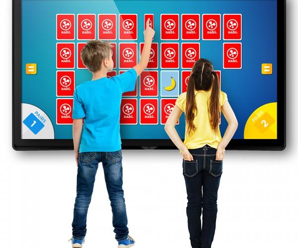 Nabi Big Tab 65″ 4K Android Kid's Tablet: Richie Rich's Nexus