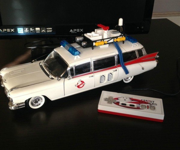 Ghostbusters Ecto-1 NES: Who Ya Gonna Play?