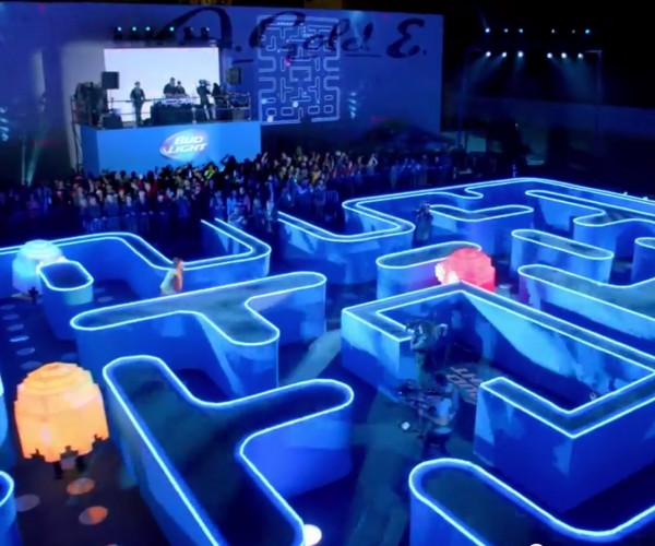 Bud Light Posts Its Pac-Man Super Bowl Commercial Early
