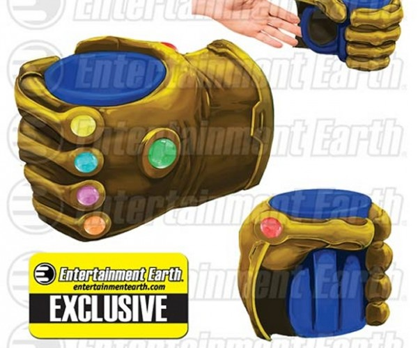 Thanos Infinity Gauntlet Mug: Wield All the Power in the Coffeeverse