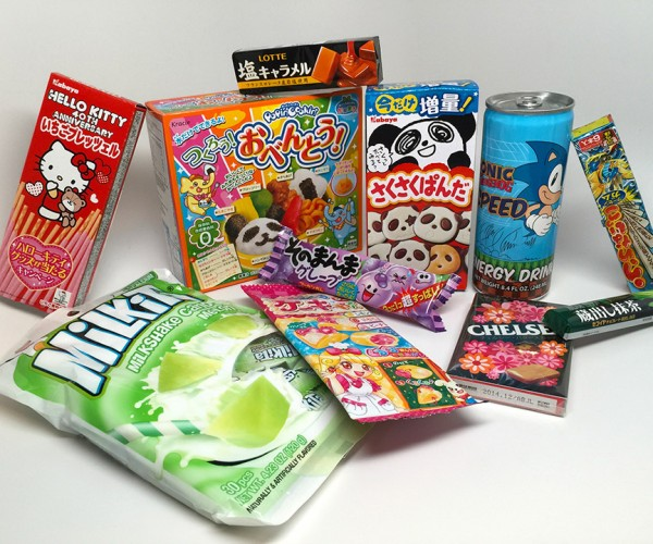 Japan Crate Ships Weird Japanese Snacks to your Door