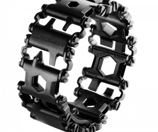 Leatherman Tread Puts a Multitool on Your Wrist