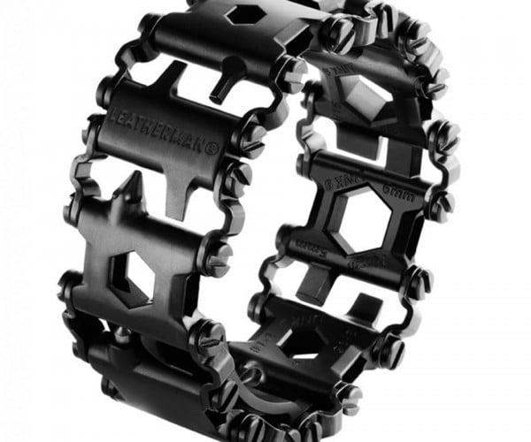 Leatherman Tread Puts a Multitool on Your Wrist
