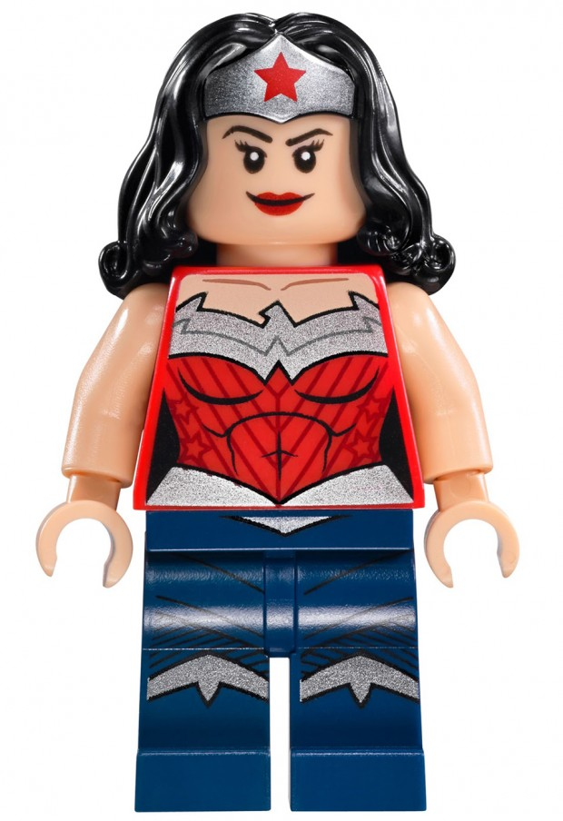 LEGO Wonder Woman Invisible Jet is, Well, As You Can See... - Technabob