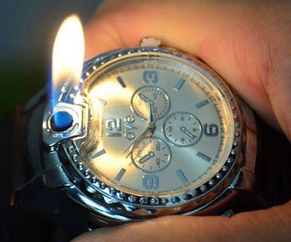 Lighter Watch: Best Worn with Short-sleeved Shirts