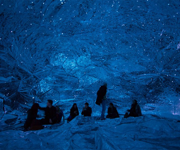 This Inflatable Night Sky Looks Awesome