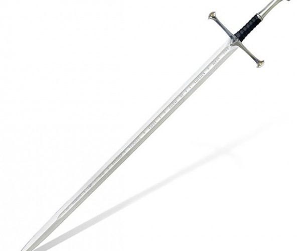 Lord of the Rings Anduril Flame of the West Sword Replica