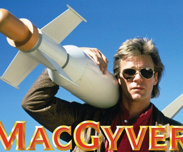 MacGyver Intro without Music: Solving Crimes with Sound Effects