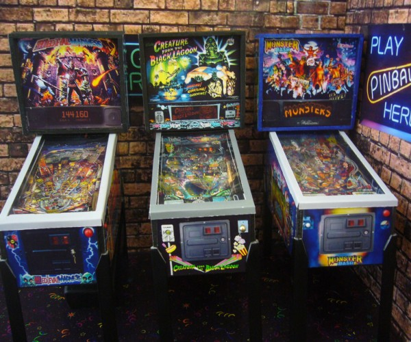 These Miniature Pinball Machines Are Adorable