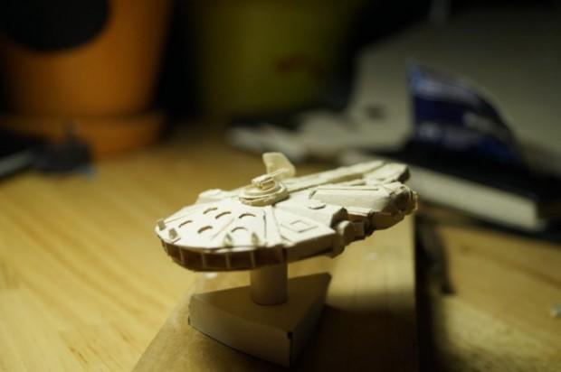 paper_millenium falcon_2