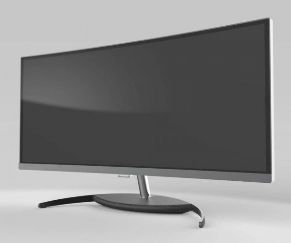 Philips outs BDM3490UC 34″ Curved UltraWide LCD Monitor