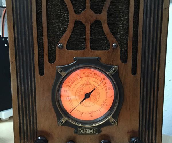 Antique Radio Podcast Player: Podtique