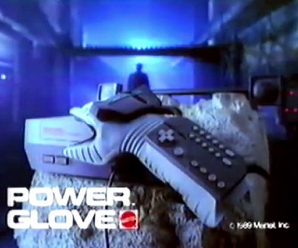 Robot Chicken Animator Uses a Hacked Nintendo Power Glove to Help Animate