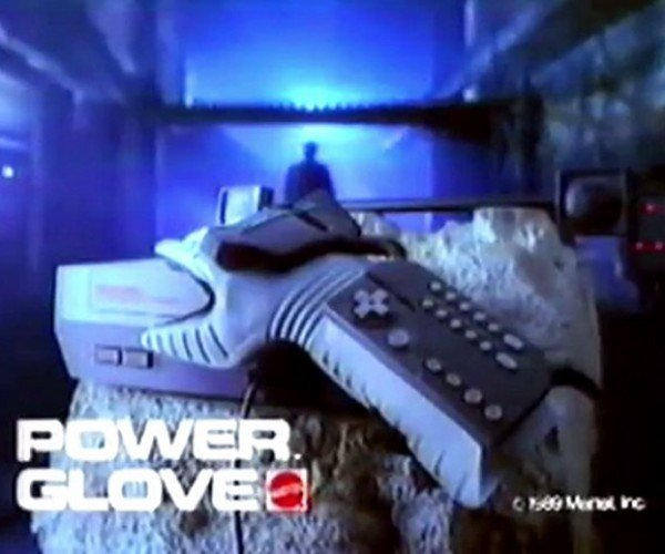 Robot Chicken Animator Uses a Hacked Nintendo Power Glove to Help Animate