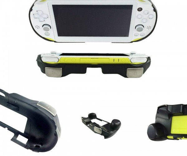 PS Vita Case with L2 R2 Triggers is Only for Second Gen Vita: DAMMIT