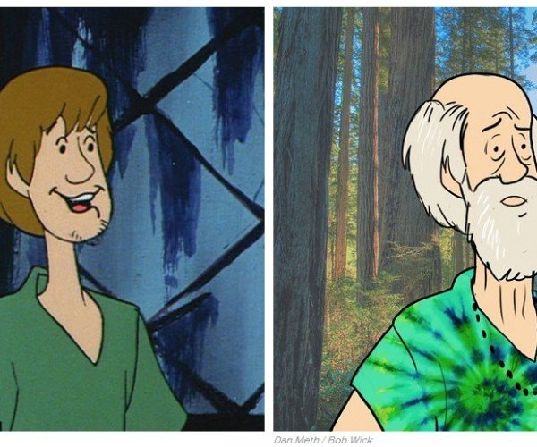 Aged Cast of Scooby-Doo Could Still Solve Mysteries